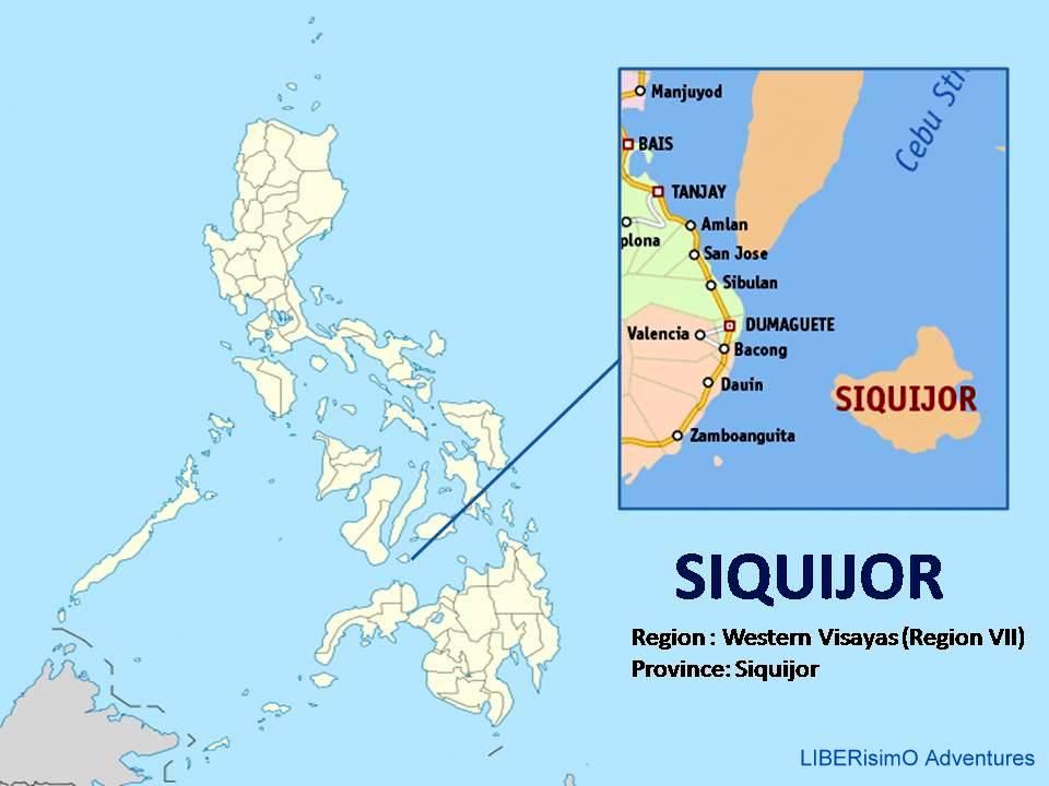 Island Tour of Siquijor